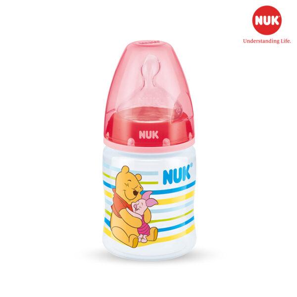Bình Sữa NUK PP Disney 150ml Núm Ti Silicone S1 1