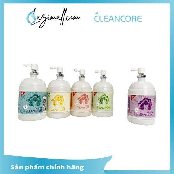 Xịt Khử Mùi Khử Khuẩn Clean Core - Lazimall 1