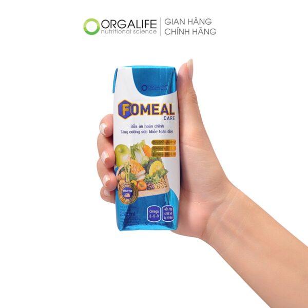[Orgalife] Thực Phẩm Dinh Dưỡng Fomeal Care Tăng Cường Sức Khỏe 1