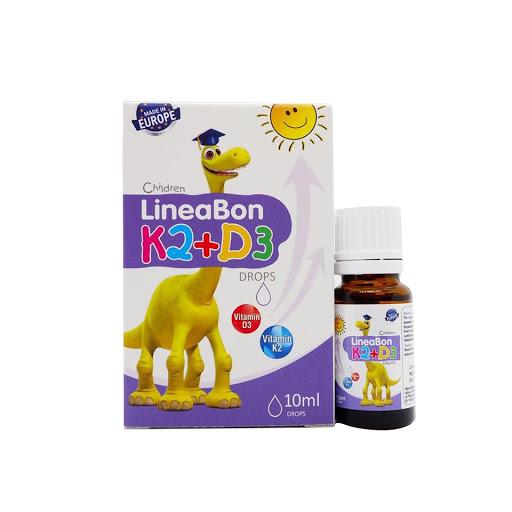 Tăng chiều cao trẻ em Lineabon 1