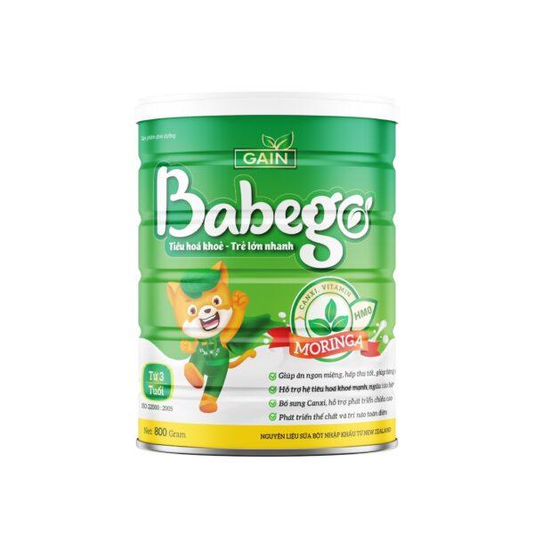 Sữa Babego (trên 3 tuổi) 400gr 1