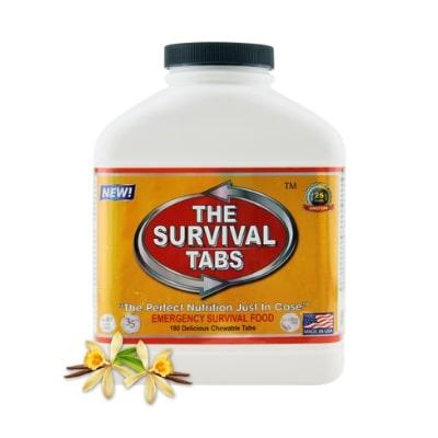 Viên Dinh Dưỡng Survival Tabs 1