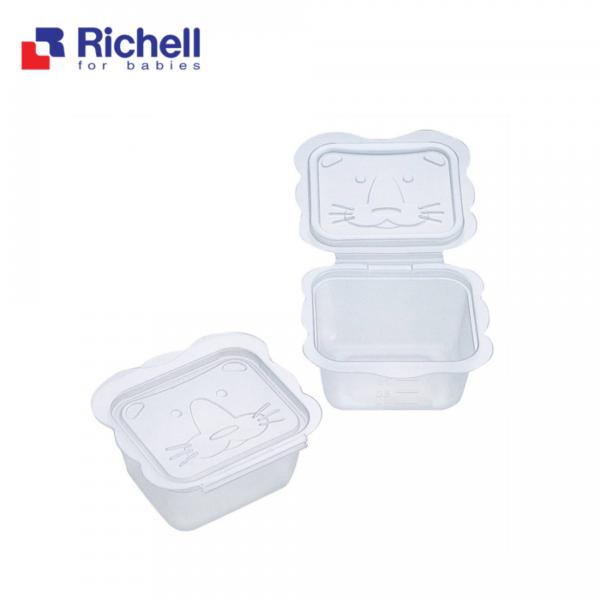 Bộ Chia Thức Ăn 150ml (6c) Richell 1