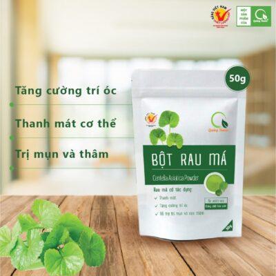 Bột rau má Quảng Thanh