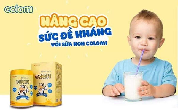 Sữa non Colomi 200gr 01 Hộp 1