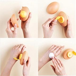 Gel rửa mặt Holika Holika Smooth Egg Skin Peeling Foam 140ml_12191 1