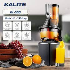 Máy Ép Chậm Kalite-550 1