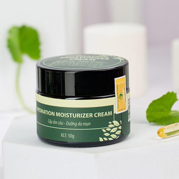 Kem cấp ẩm, dưỡng da mụn hydration moisturizer cream Wonmom (50g) 1