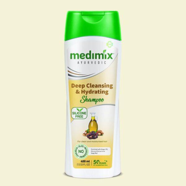 Dầu Gội Medimix Sạch Sâu & Cấp Ẩm 1