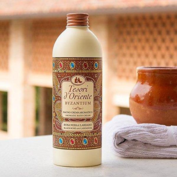 Sữa tắm nước hoa Hy Lạp Cổ đại Tesori D'Oriente 500ml 1