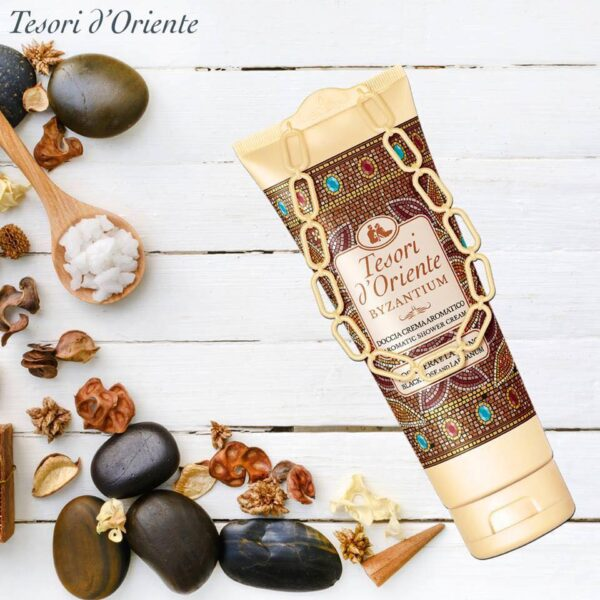 Sữa tắm nước hoa Hy Lạp Cổ đại Tesori D'Oriente 250ml 1