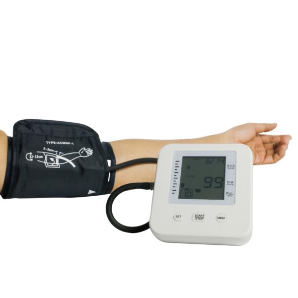 Máy đo huyết áp bắp tay MK293 1