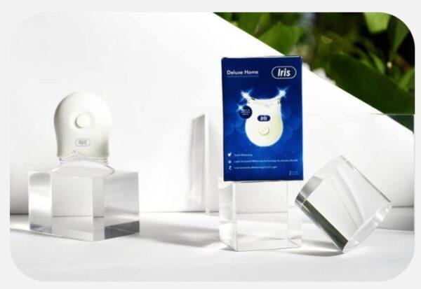 IRIS WHITESTRIPS UV LIGHT ENHANCER 1