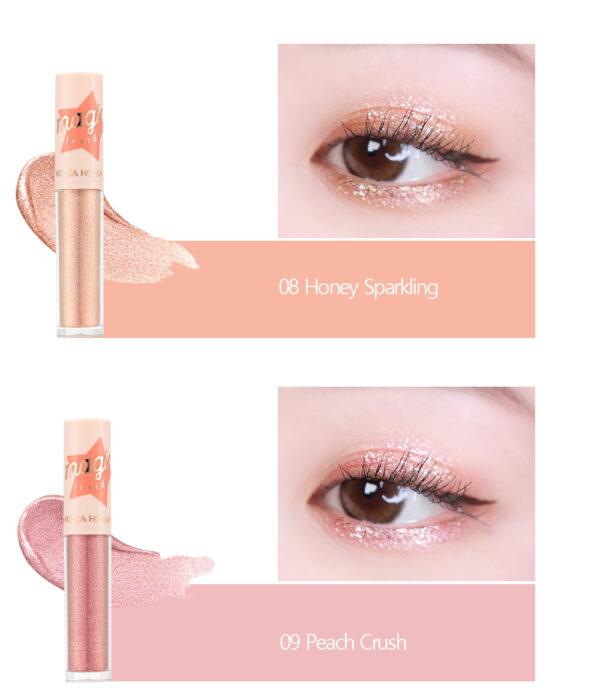 Nhũ mắt đa năng Holika Holika Magic Inside Honey Sparkling 1