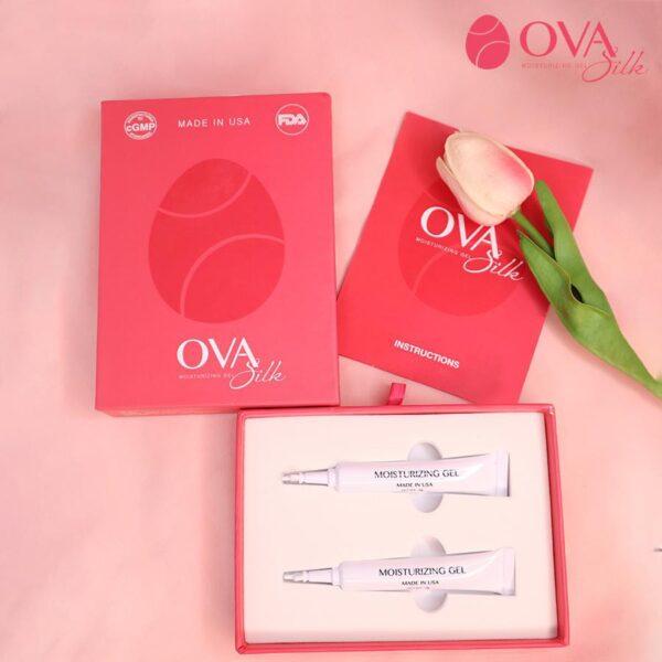 Ovasilk - Gel cấp ẩm sinh lý nữ (bộ 2 tuýp) 1