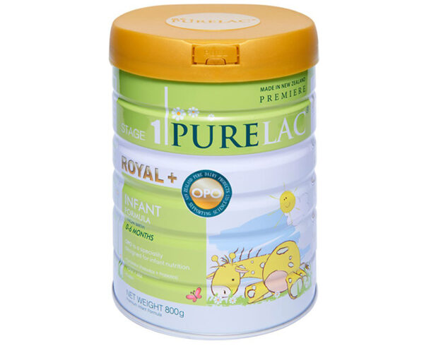 Sữa Purelac số 1 03 hộp 1