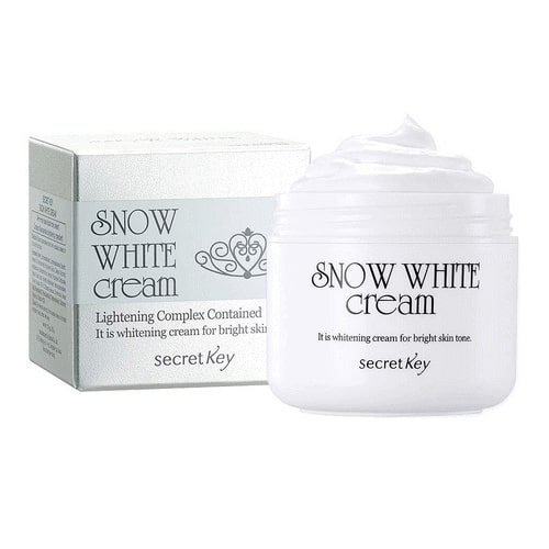 Secret Key Snow White Cream 1