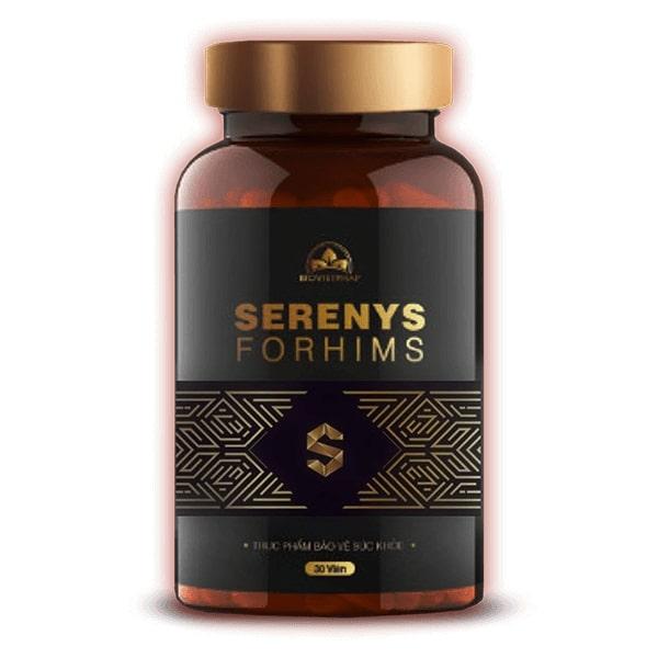 Viên Uống Tăng Cường Sinh Lý Nam Serenys Forhims ( Hộp 60 viên) 1