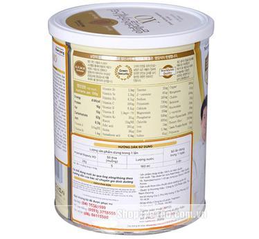 Sữa bột Majesty XO care - 800g Dành cho người trưởng thành 1