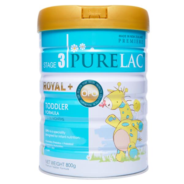 Sữa Purelac số 3 01 hộp 1
