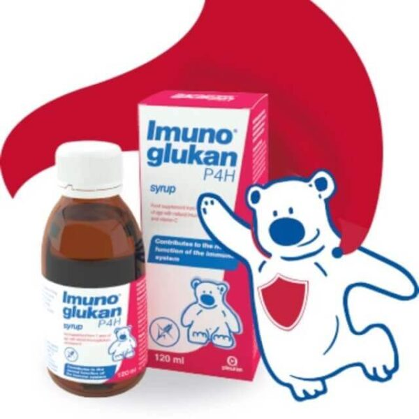 Imunoglukan - siro tăng đề kháng 1