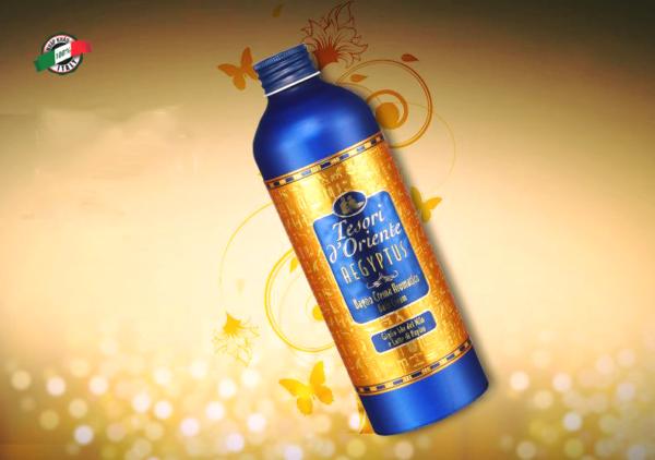 Sữa tắm nước hoa Thảo Mộc Ai Cập Tesori D'Oriente 500ml 1