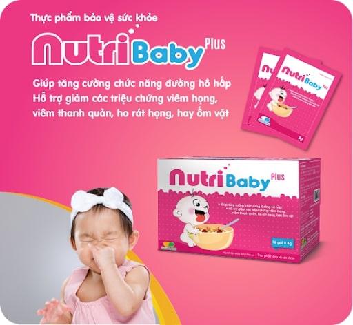 Nutribaby Plus 2 hộp 1