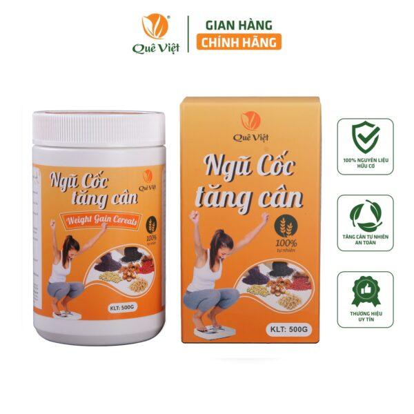 Ngũ Cốc Tăng Cân Quê Việt 500gr 1