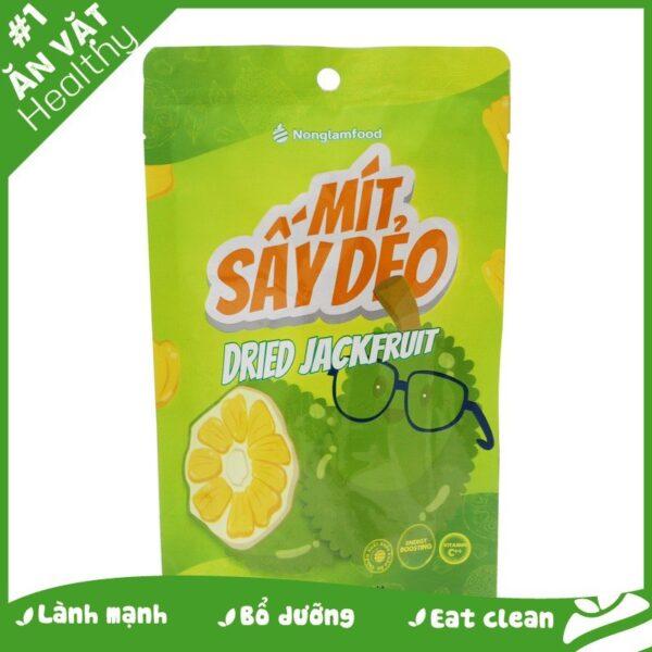 Mít Sấy Dẻo 45g - Trái Cây Sấy Nông Lâm Food 1